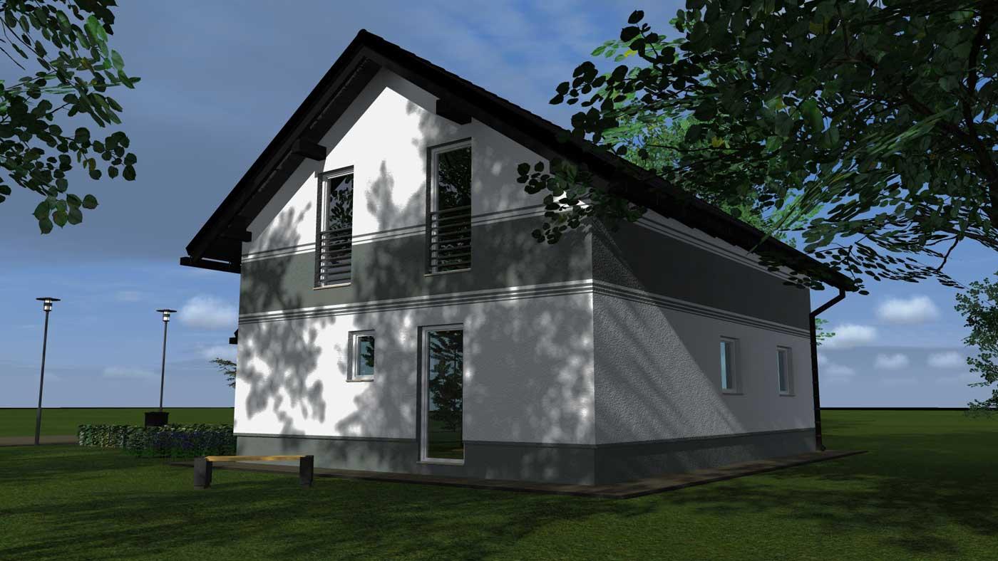 Haus patricia g m haus for Klassisches einfamilienhaus